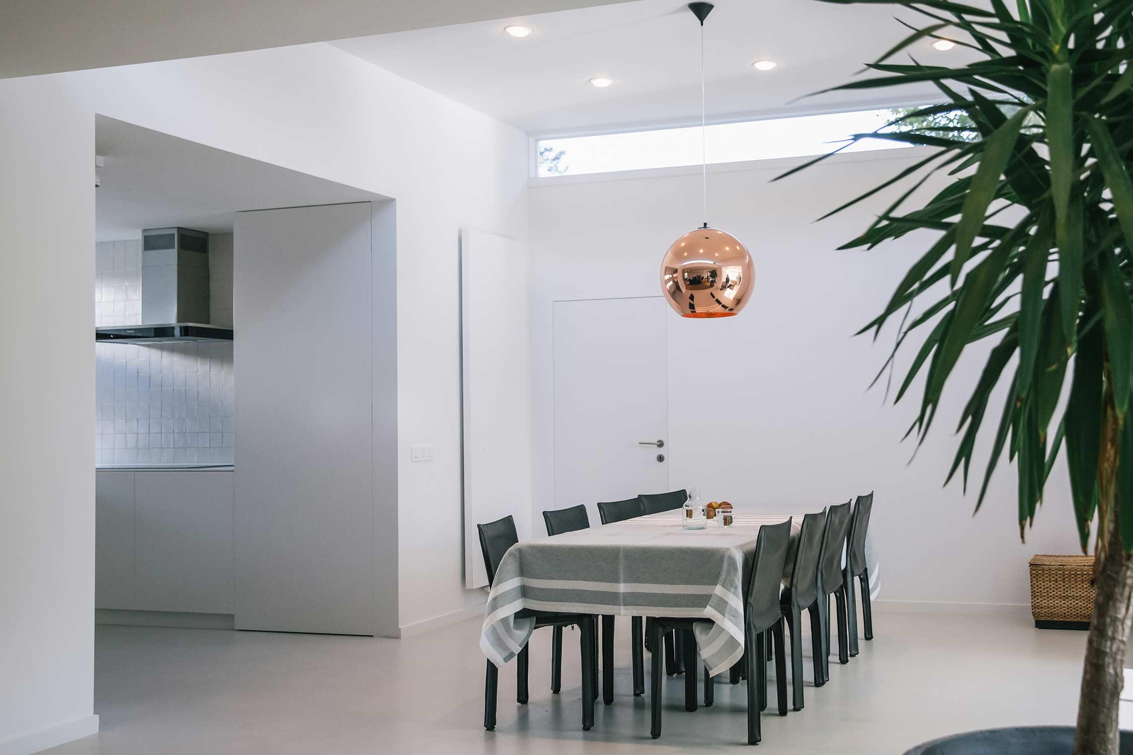 Villa Meivuur - Herentals - Domenico Mori tegels