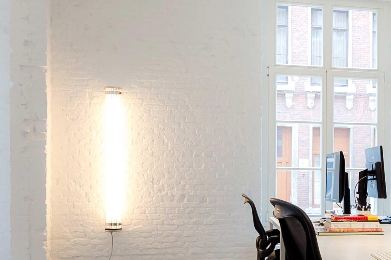 Studio Tolleneer - Office Antwerpen - Rijkswachtkazerne - Samode lamp Kyhn