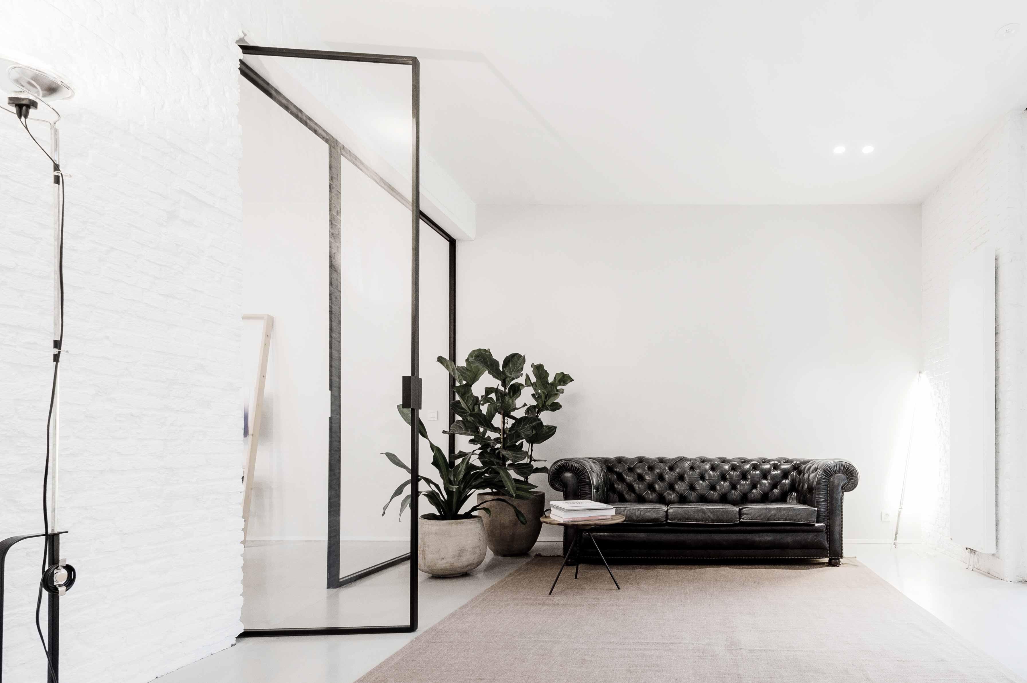 Studio Tolleneer - Kantoor Rijkswachtkazerne Antwerpen