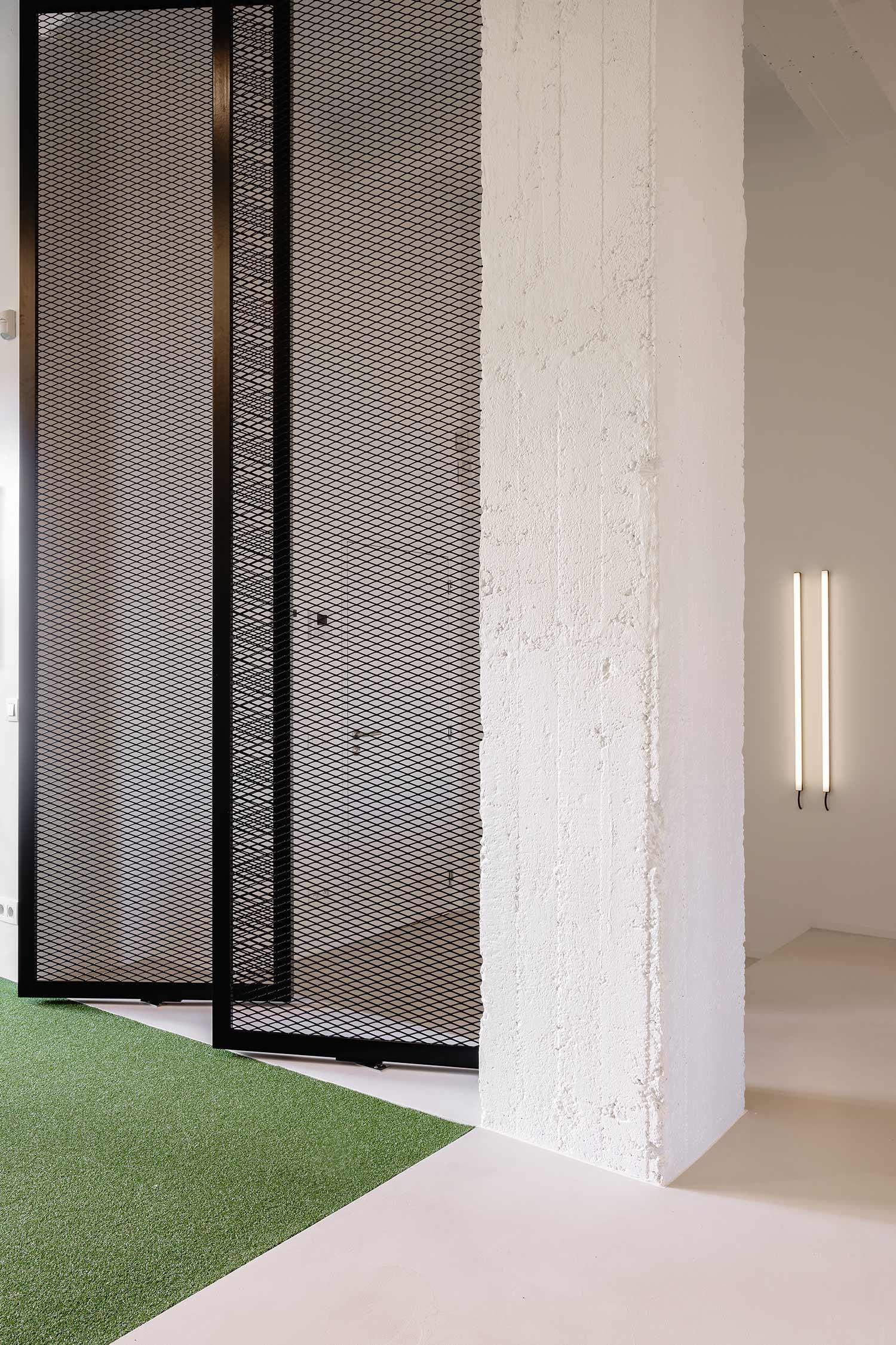 Studio Tolleneer Loft Eilandje Antwerpen Interieur